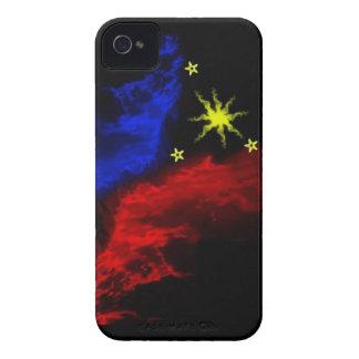 Pinoy Smoke flag iPhone 4 Case-Mate Case