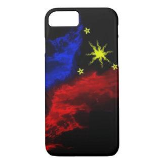 Pinoy Smoke flag iPhone 8/7 Case