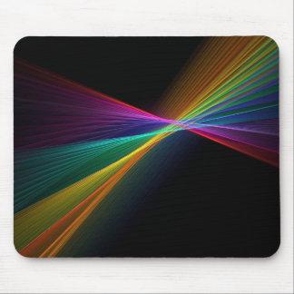 Pinpoint Rainbow Gay Pride LGBT Mousepad