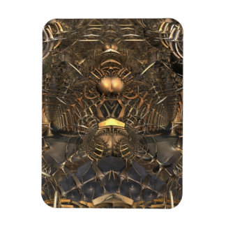 pins and tins Premium Magnet