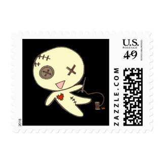 Pin's little stamp