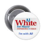 Pins stickers for Al White