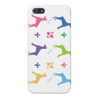 Pinscher del Doberman iPhone 5 Funda