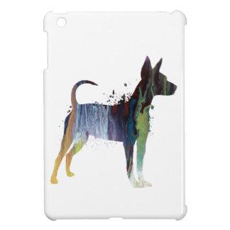 Pinscher iPad Mini Case