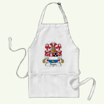 Pinson Family Crest Apron