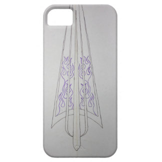 pinstripe 1 iPhone SE/5/5s case