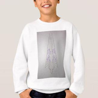 pinstripe 1 sweatshirt