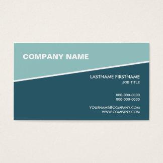 Pinstripe Business Card No.4