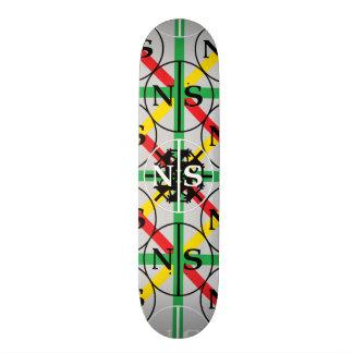 Pinstripe by N S Skateboard