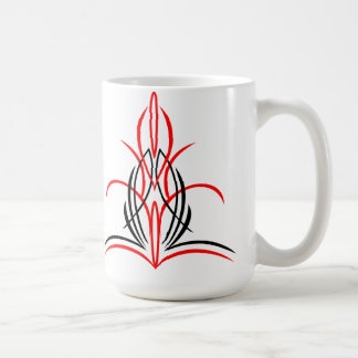 Pinstripe Coffee Mug
