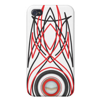 Pinstripe ® for  cover for iPhone 4