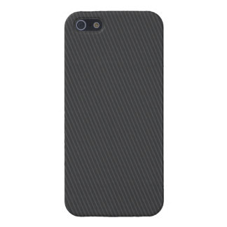 Pinstripe Grey Cover For iPhone SE/5/5s