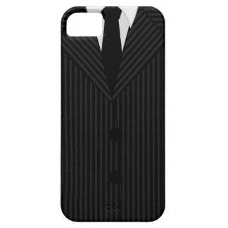 Pinstripe Suit and Tie Classy iPhone 5 5S Case