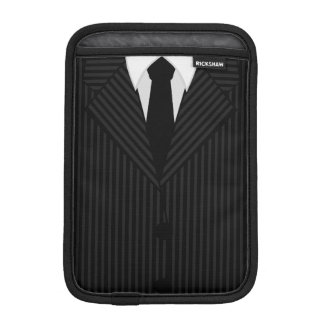 Pinstripe Suit and Tie Cool iPad Mini Sleeves