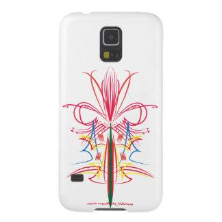 pinstripe surfer hotrod line art design cases for galaxy s5