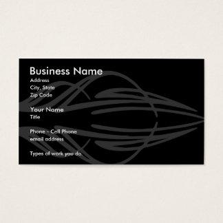 Pinstriper Business Card