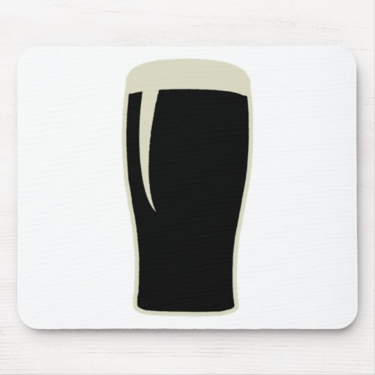 Pint o' Stout Mouse Pad