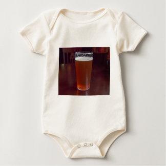 Pint of beer baby bodysuit