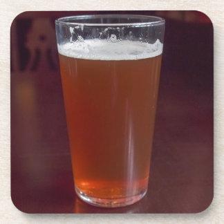 Pint of beer drink coasters