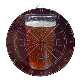 Pint of Beer Dartboard