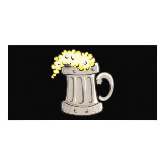 pint-of-beer-vector picture card