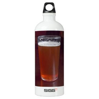 Pint of beer water bottle