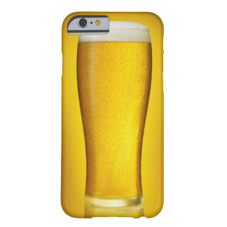 Pint of beer with spritz barely there iPhone 6 case
