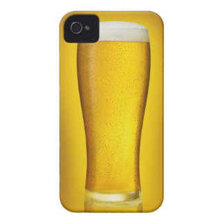 Pint of beer with spritz iPhone 4 Case-Mate cases