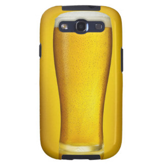 Pint of beer with spritz samsung galaxy s3 cover