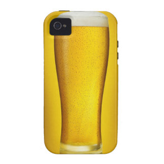 Pint of beer with spritz iPhone 4 cases