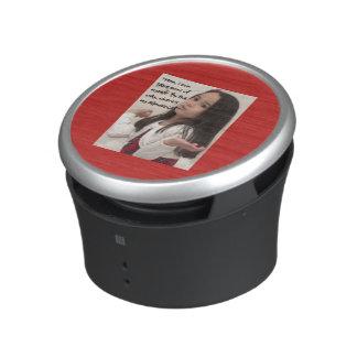 Pint Size Joker: Care For An Allowance? Bluetooth Speaker