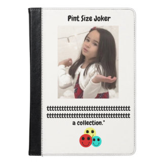 Pint Size Joker: Participation Trophy Collection iPad Air Case