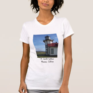 Pinta. Camiseta del faro de Cabrillo