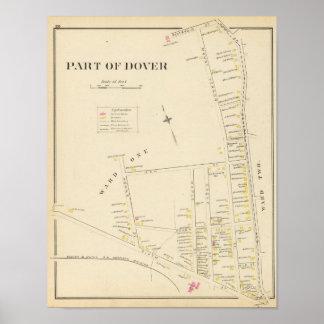 Pinta de la sala 1 de Dover Póster