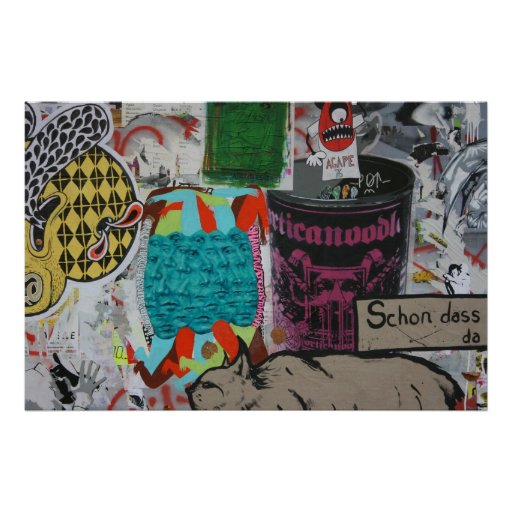 Pintada, Berlín, Alemania Impresiones