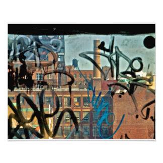 Pintada Brooklyn NYC Fotografías