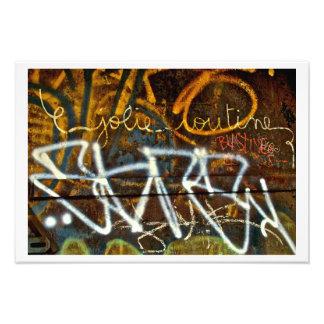 Pintada Brooklyn NYC Fotografia