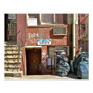 Pintada Chinatown NYC Foto