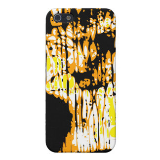 Pintada-corazón-Staccato iPhone 5 Cobertura