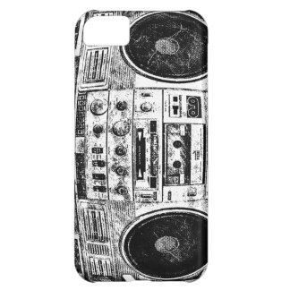 Pintada de Boombox Funda Para iPhone 5C