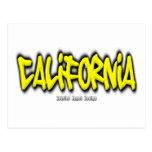 Pintada de California Tarjetas Postales