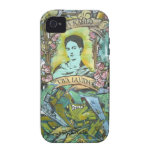 Pintada de Frida Kahlo iPhone 4 Funda