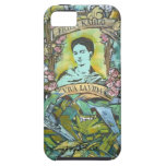 Pintada de Frida Kahlo iPhone 5 Cárcasas