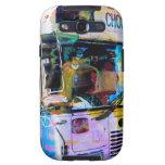 Pintada de las calles de San Francisco del autobús Samsung Galaxy S3 Coberturas