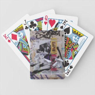 Pintada de Londres Baraja Cartas De Poker