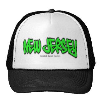 Pintada de New Jersey Gorra