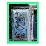 Pintada de Nueva York Postal