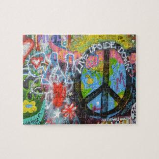 Pintada de Praga Puzzles