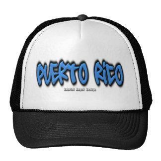 Pintada de Puerto Rico Gorras De Camionero