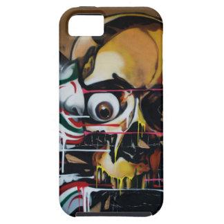 Pintada del cráneo de Bangkok Funda Para iPhone SE/5/5s